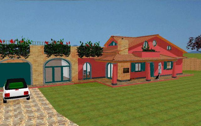 Casale di campagna cristiano coppi architetto - Ristrutturare casale di campagna ...